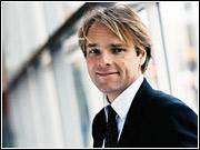 Bonnier Group CEO Jonas Bonnier