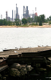 BP: Request to dump more into Lake Michigan enraged officials in Chicago.