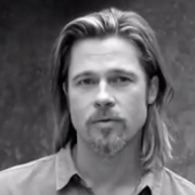 Brad Pitt in Chanel No. 5 commercial