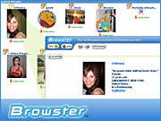 Browster lets users browse Myspace profiles -- without having to click on every link to do so.
