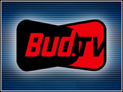 Programming on Bud.tv will be devoted to satirical newscasts, stand-up comedy, filmmaking contests and other entertainment bits.