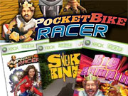 The promotion and sales of Burger King-branded Xbox 360 game titles 'Sneak King,' 'Pocketbike Racer' and 'Big Bumpin' helped boost the chain's same-store sales for the period.