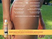 Ads launched in 2008 in an attempt to make Burt's Bees more mainstream could end up losing the company some of its loyal fans.