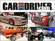'Car and Driver' magazine's biggest redesign in more than 20 years puts broad new emphasis on the website version of the publication.