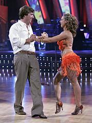 Tucker 'dancing' was a Media Guy Simple Media Pleasure.
