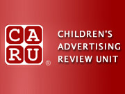 CARU's new guidelines ban ads that blur the line between editorial content and advertising in ways children don't understand.