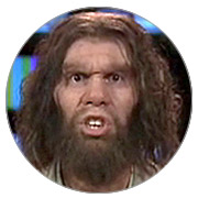 Geico's caveman brand icon has become a celebrity with his own website and plans for a TV sitcom.