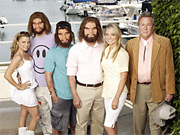 The cast of the upcoming ABC sitcom 'Cavemen'
