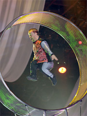 That dreaded hamster wheel on NBC's 'Celebrity Circus' has proved an apt metaphor for the entire reality-TV-competition business: Run like a feverish rodent before millions, but go nowhere fast.