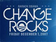 Change Rocks! Unless you're Stephan Jenkins or Jill Sobule.