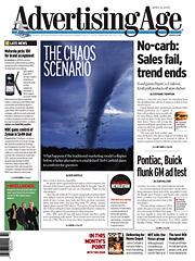 'The Chaos Scenario': April 4, 2005.