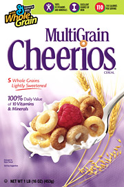 Led by Cheerios, Big G cereal sales grew faster than the ready-to-eat cereal market as a whole.