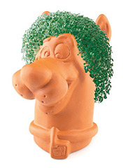 Warner Bros. Entertainment Inc.'s Scooby-Doo is the bestselling licensed Chia character.