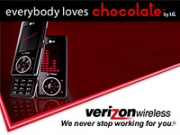The phone was named Chocolate because the confection is 'sexy, seductive and a powerful temptation,' says LG's senior director of marketing.
