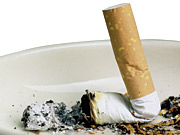 A smoking ban in Westin Hotels actually resulted in a gain in business instead of an expected loss.