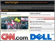 CNN still holds the power of what will and will not make it on the Exchange page, ensuring Dell won't be placed next to something that's not of quality.