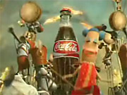 Coca-Cola nabbed top overall spot from the Cinema Advertising Council's Creative Excellence Awards committee for its 'Happiness Factory.'
