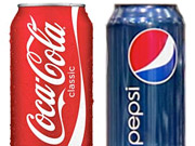 Both Coca-Cola and Pepsi as a whole lost share and volume in the first quarter.
