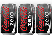One of the most blogged-about package-goods launches in the study was Coca-Cola Co.'s Coke Zero.