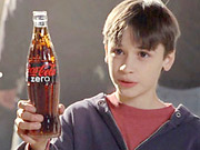 Coke Zero, which made its first Super Bowl appearance under the 'Open Happiness' umbrella, was a significant bright spot for the company.