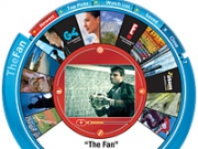 Comcast's broadband player, The Fan, is tracking at more than 60 million views a month.