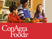ConAgra CEO Gary Rodkin has selected 16 brands earmarked as 'high priority' and intends to spend $425 million in marketing on them over the next three quarters.