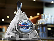 Coors' new 'glacier' tap mechanism delivers beer at 6 to 10 degrees colder than normal taps.