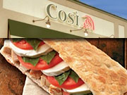Cosi is one of a slew of restaurant chains that have recently changed CMOs.
