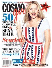 The CosmoGirl brand will continue at CosmoGirl.com.