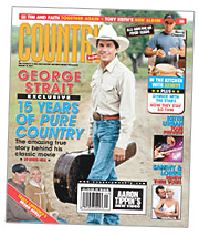 Circulation at 'Country Weekly' was up, thanks to a surge in subscriptions.