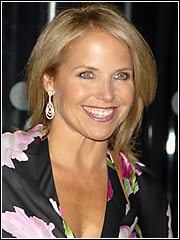 You can catch Katie Couric wherever you are -- 'car, office or Starbucks.'