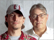 Alex Bogusky and Chuck Porter of Crispin Porter & Bogusky. | ALSO: Comment on this column in the 'Your Opinion' box below.