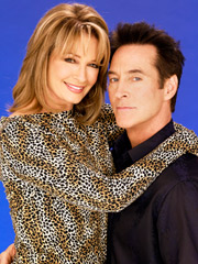 Last week Diedre Hall and Drake Hogestyn were released from their contracts with 'Days of Our Lives' due to severe budget constraints.