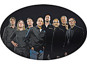 Goodby's team (from left): Will McGinness, Toria Emery, Ronny Northrop, Rich Silverstein, Mike Geiger, Hashem Bajwa, Jeff Goodby and Keith Anderson.