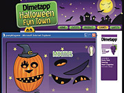 Halloween Fun Town also matched with Dimetapps' overall creative execution, which focused on the mischief that children get into when they are healthy.