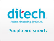Ditech's latest ad effort is meant to assuage the financial community as much as consumers.