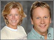 Lisa Donohue and Jim Kite
