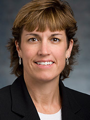 Julie Eddleman, director-North American media and marketing and shopper marketing, Procter & Gamble Co.