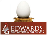 A.G. Edwards named the Minneapolis shop its first agency of record in April 2003 following a review.