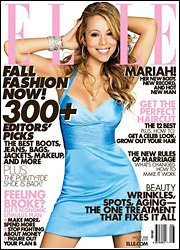 Hachette Filipacchi's fashion flagship, Elle magazine, lost 6.3% of its single-copy sales but slightly increased its overall paid and verified circulation to 1.08 million for a 0.9% gain.