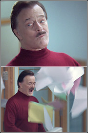 Robert Goulet will appear in an ad for Diamond Foods' Emerald Nuts that will air during Super Bowl XLI.