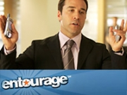 A Web site, interviewwithari.com, invites would-be talent agents to submit themselves to an online interview with Ari Gold.