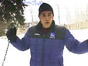 Commando Weather's Dr. Marcus Eriksen