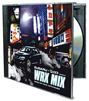 The Fader magazine and Subaru's limited-edition mix tape promotes the 2008 Impreza WRX.