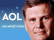 New AOL chief Randy Falco is reorganizing the online giant's management structure.