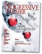 'Progressive Farmer' becomes DTN's first magazine title property.
