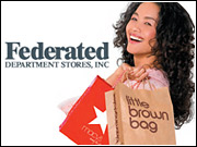 Macy's seven regional divisions will continue to handle local print and direct mail.