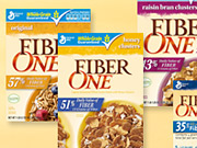 Big G President Jeff Harmening cited particular focus on marketing spending behind Multigrain Cheerios, Fiber One and Lucky Charms cereal brands during a first-quarter earnings report this morning.