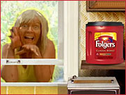 Folgers' toleratemornings.com is one example of a bad idea turned into a viral campaign. Georgia-Pacific's Brawny Academy, Nissan's living-in-a-Sentra, and Hewlett-Packard's skunk let loose in a coffeehouse video are others.