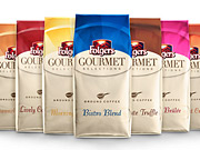 Folgers has increased spending and launced a new campaign, but has changing consumer behavior altered the coffee market?
